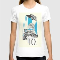 kim sy ok T-shirts featuring OK by collageriittard