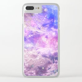 Personal Space #19 Clear iPhone Case