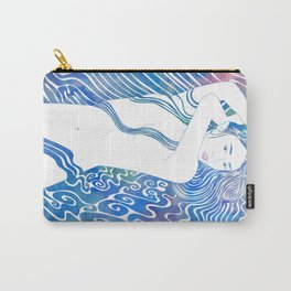 Water Nymph LXXXIII Carry-All Pouch