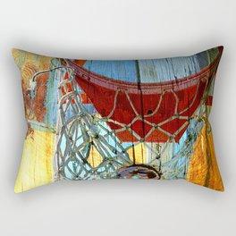 Basketball art 13 Rectangular Pillow