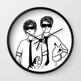 Phil & Dan Wall Clock