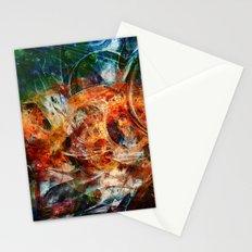 Le fil de la vie Stationery Cards