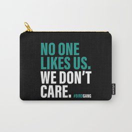 No One Likes Us Philly Special Football Carry-All Pouch