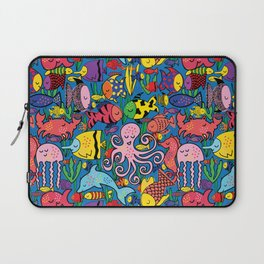 Fishy Fishy Laptop Sleeve