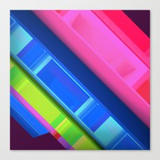 Vis-2 Canvas Print