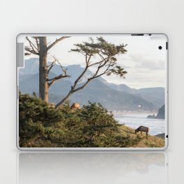 Clifftop Grazing Laptop & iPad Skin