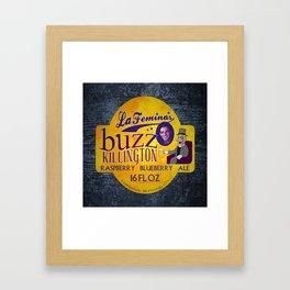 Buzz Killington Framed Art Print
