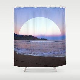 .M. Shower Curtain