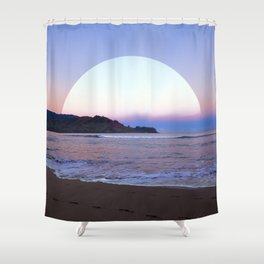 .M. Shower Curtain