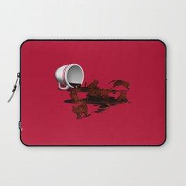 Coffee Cat Laptop Sleeve