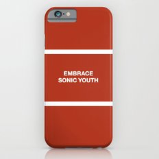 Embrace Sonic Youth iPhone 6s Slim Case