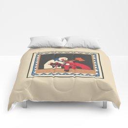 Kasperltheater Comforters