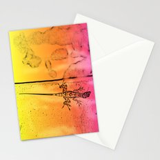 Colors are everywhere Stationery Cards