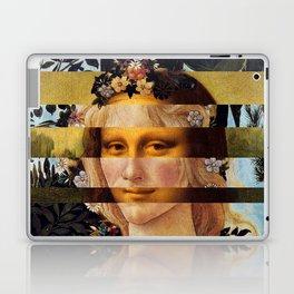 Leonardo Da Vinci'sMona Lisa & Botticelli's Venus Laptop & iPad Skin