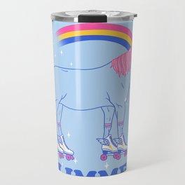 Watch Me Glimmer Travel Mug