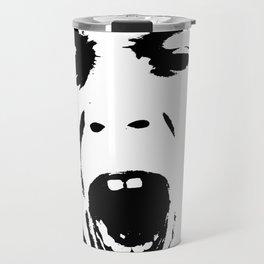 Scream Travel Mug