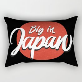 Big in Japan Rectangular Pillow