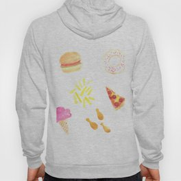 Celebrate National Junk Food Day Everyday Hoody