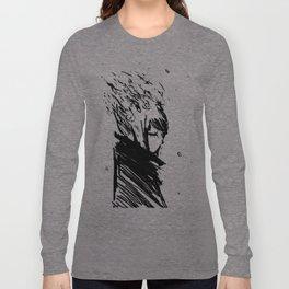 The grey  Long Sleeve T-shirt
