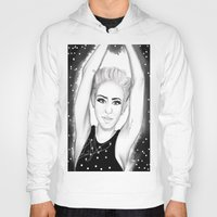miley Hoodies featuring Miley by Marven RELOADED