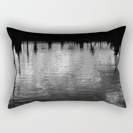Fleeting Rectangular Pillow