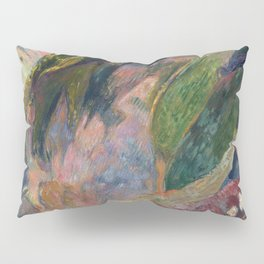 1889 - Gauguin -  The Flageolet Player on the Cliff Pillow Sham