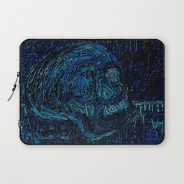 The Skull and the Key Laptop Sleeve