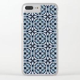 Kyanita Clear iPhone Case