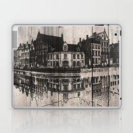 In Bruges, Belgium Laptop & iPad Skin