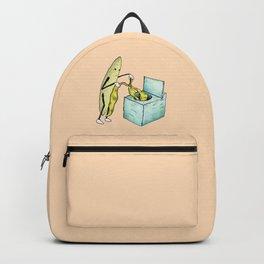 Banana Laundry Backpack