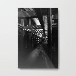 City Light Metal Print