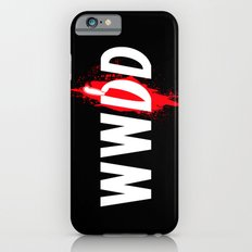 What Would Dexter Do? Slim Case iPhone 6s