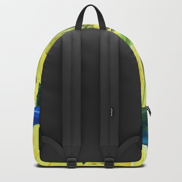 These Will Last Longer Than Roses Backpack