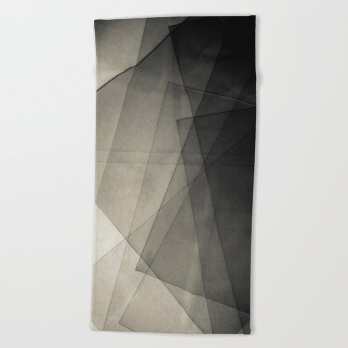Abstract 221 Beach Towel