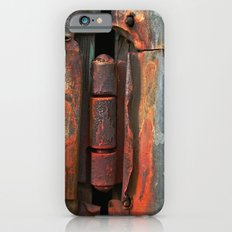 Hinge and Rust Wave iPhone 6 Slim Case