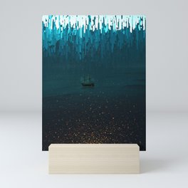 Ghost Ship Mini Art Print