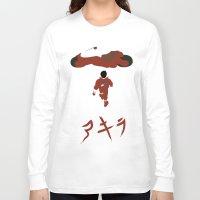 akira Long Sleeve T-shirts featuring Akira by JHTY