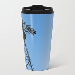 Up: A Windmill Travel Mug