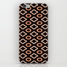 Browns Geometric PAttern iPhone & iPod Skin