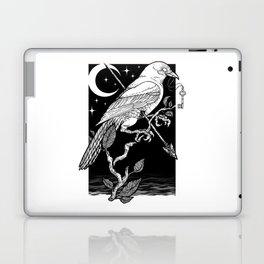 Night Crow Laptop & iPad Skin