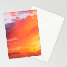 Alternate Sunset Dimensions Stationery Cards
