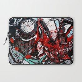 Atto di colore #4 Laptop Sleeve
