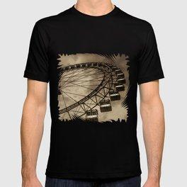 Eternal circle T-shirt