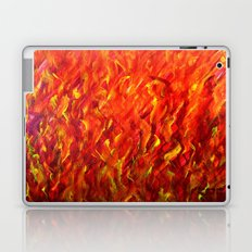Flames/abstract Laptop & iPad Skin