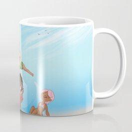 Beach Volley Coffee Mug