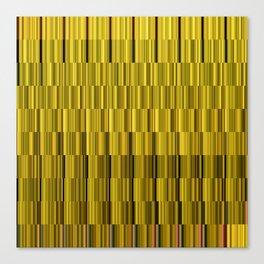 Kaleidoscope | Broccoli Canvas Print