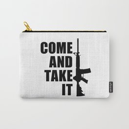 Come and Take it with AR-15 Carry-All Pouch
