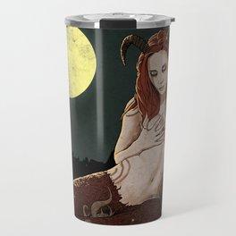 Witcher Succubus Travel Mug