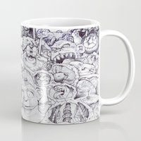 waldo Mugs featuring Where's Waldo? by LocalMadMAn