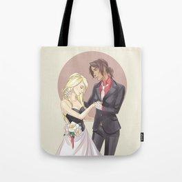 Ymir x Historia Tote Bag